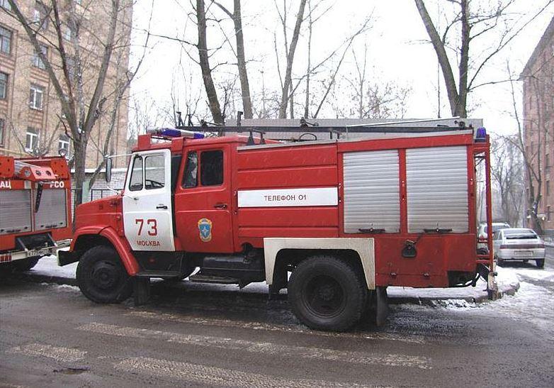 ЗиЛ-433362 АЦ-3,5-40