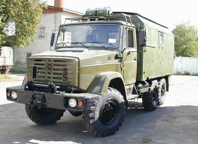 ЗиЛ-4334 КУНГ