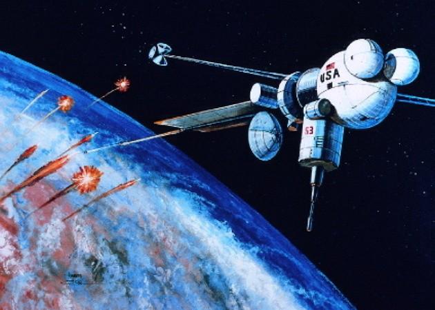 Американская программа СОИ или Звездные войны: главный блеф Холодной войны