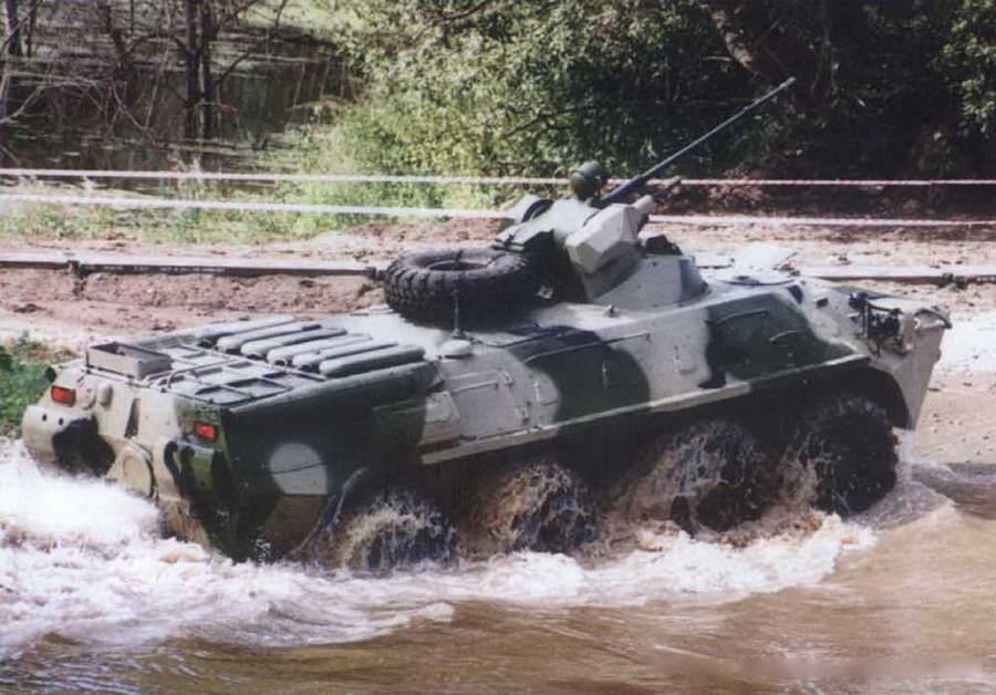 БТР-70М