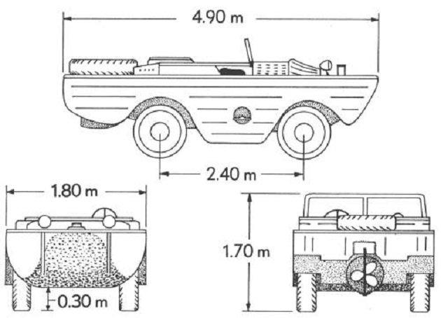 Чертёж ГАЗ-46