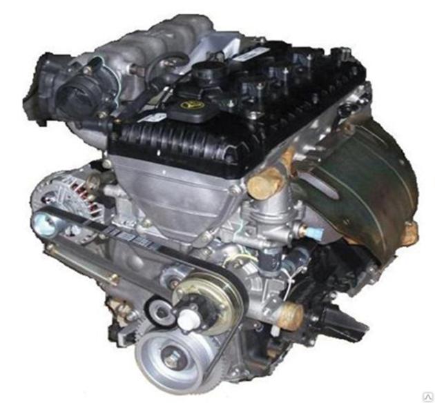 Двигатель ГАЗ-3221