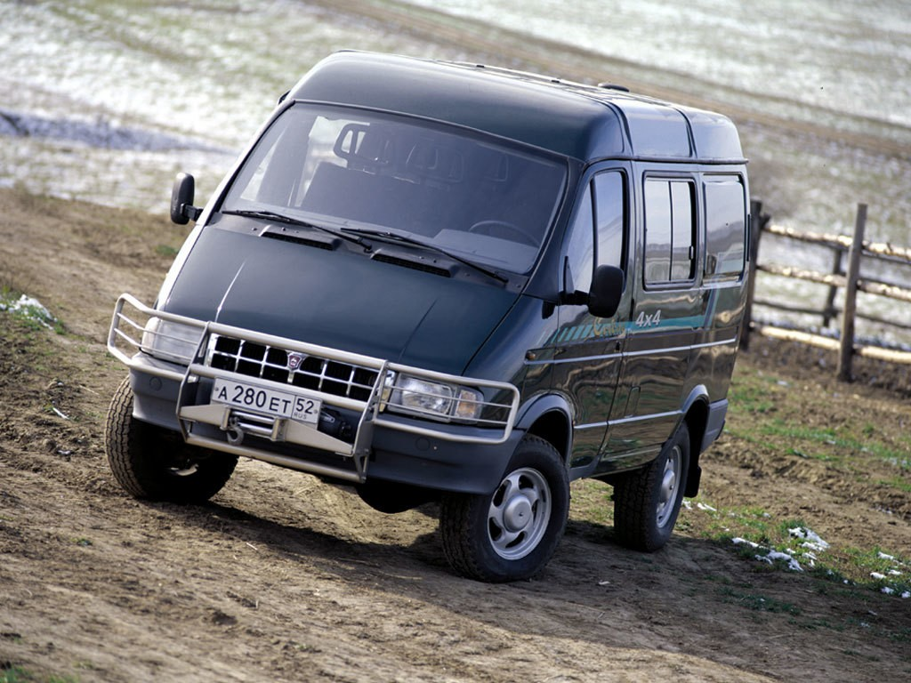 ГАЗ-22171