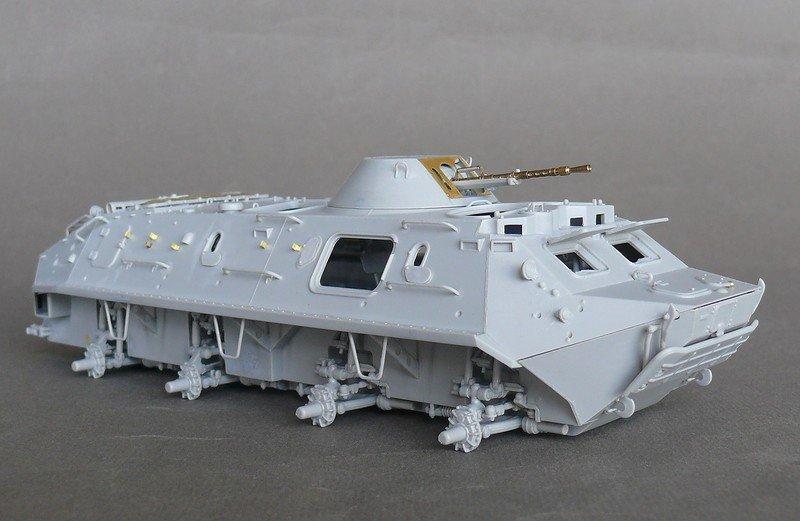 Корпус БТР-60