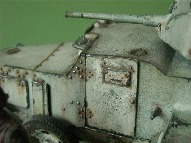 Кузов БА-10