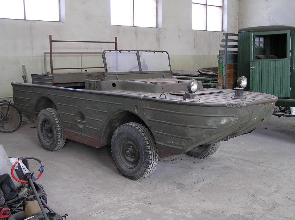 Кузов ГАЗ-46