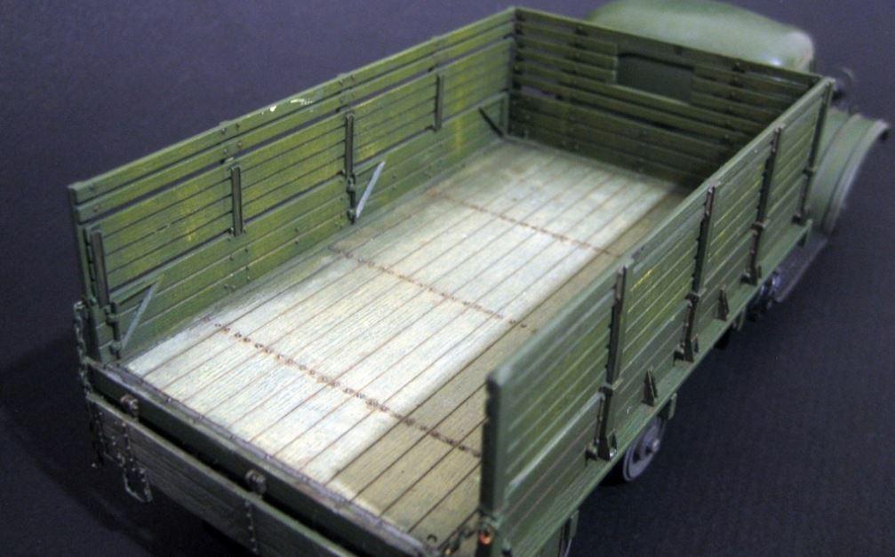 Кузов ЗиЛ-157