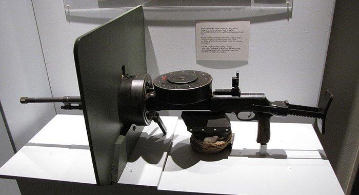 Основное вооружение БА-64