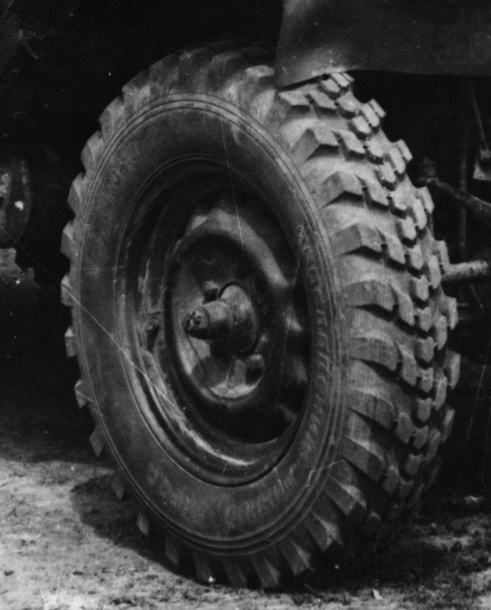 Шины ГАЗ-67