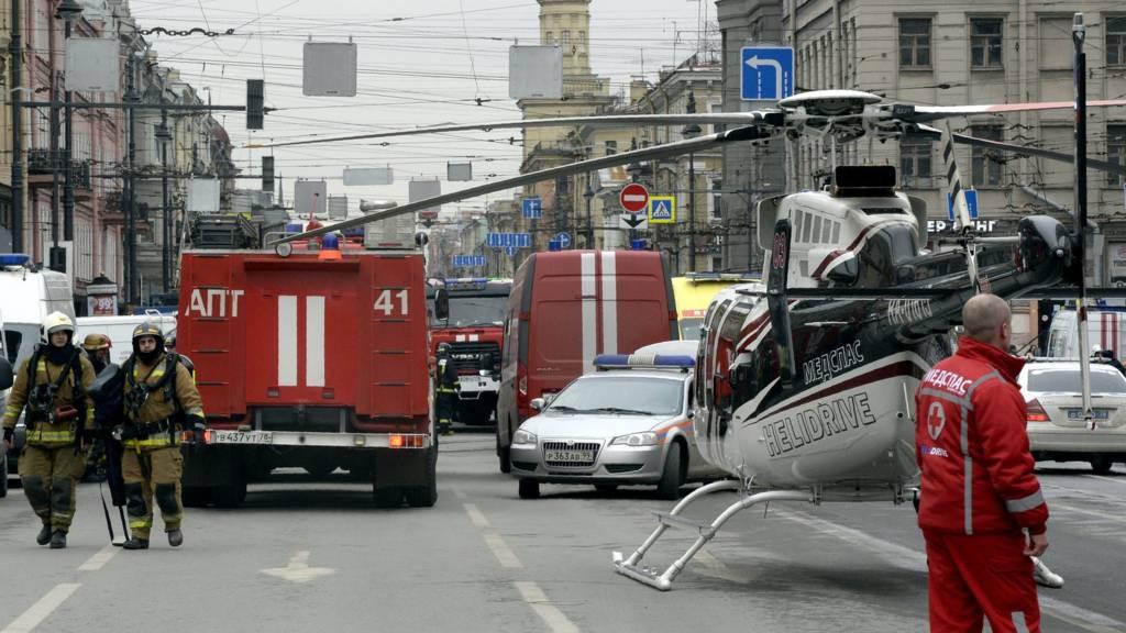 Теракты в России