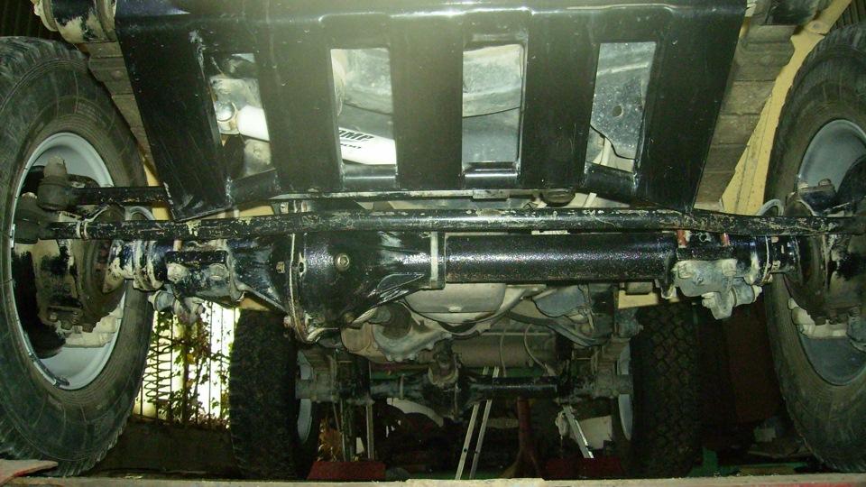 Ходовка ГАЗ-67
