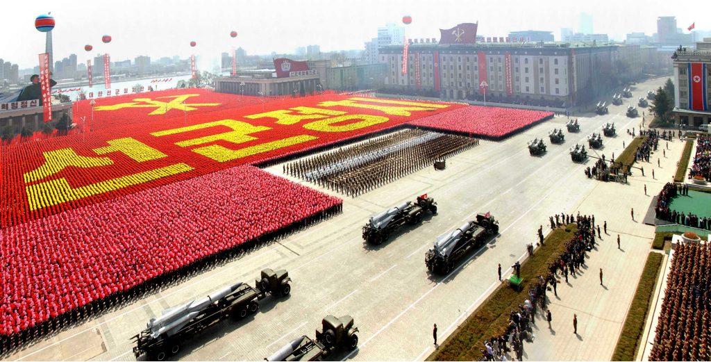 Почему Трамп не будет воевать с КНДР или как разрубить Корейский узел?