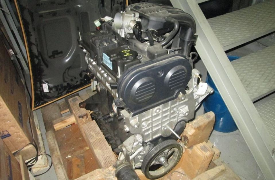 Chrysler 2,4L