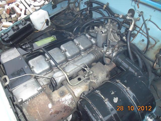 Двигатель ГАЗ-4301