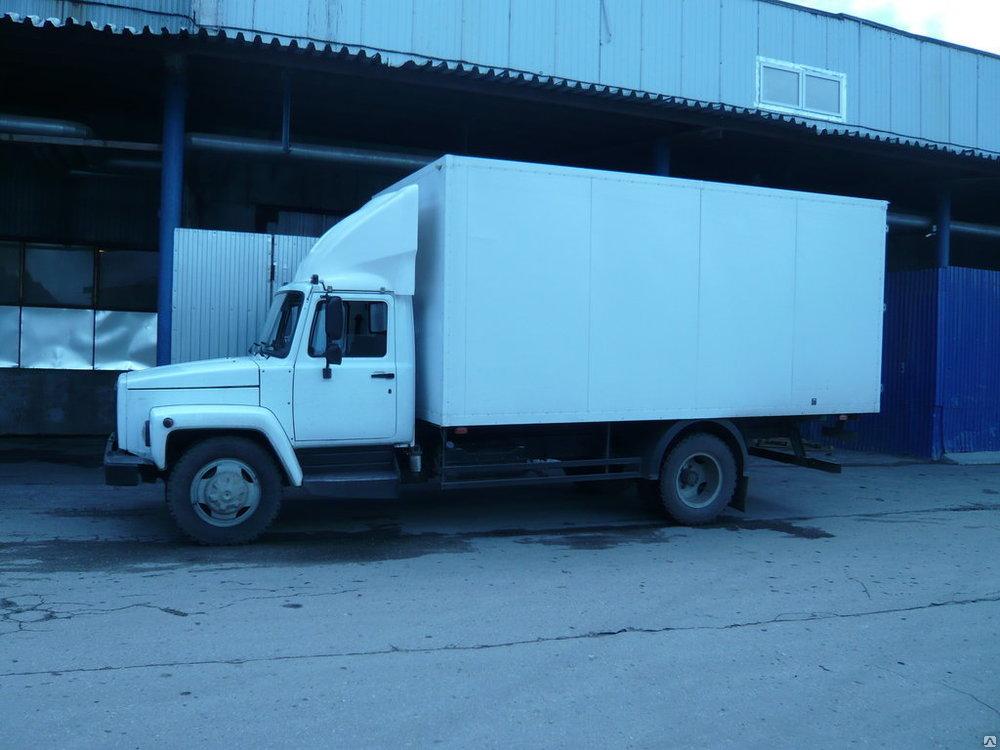 Фургон ГАЗ-3309