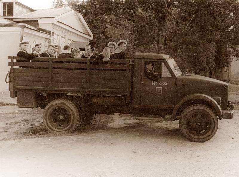 ГАЗ-51 в СССР