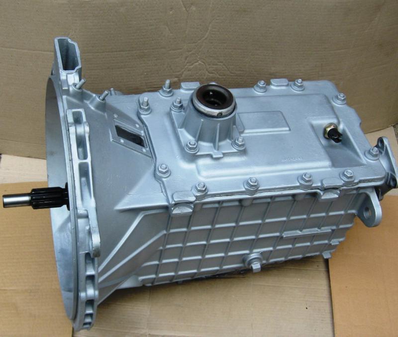 КПП ГАЗ-4301
