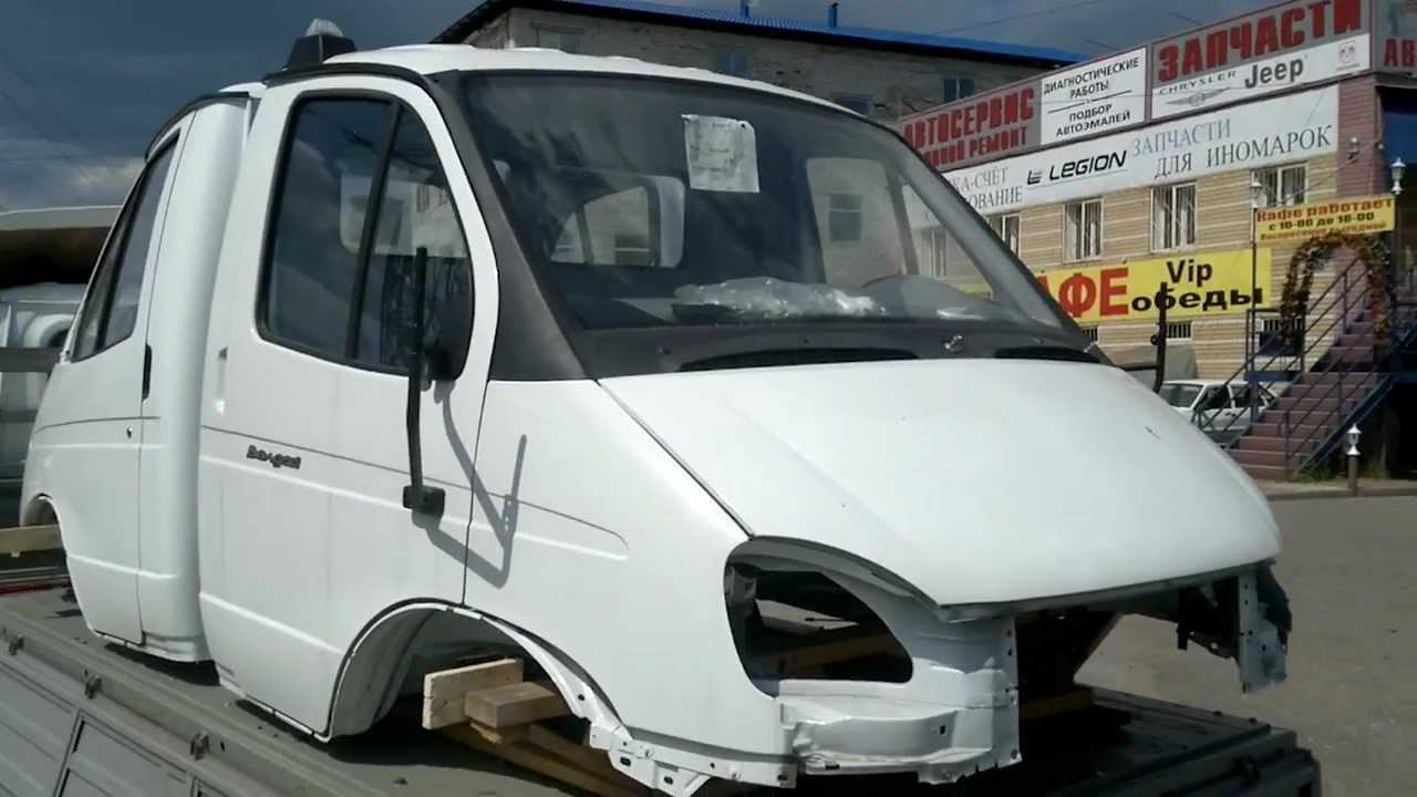 Кабина ГАЗ-3310