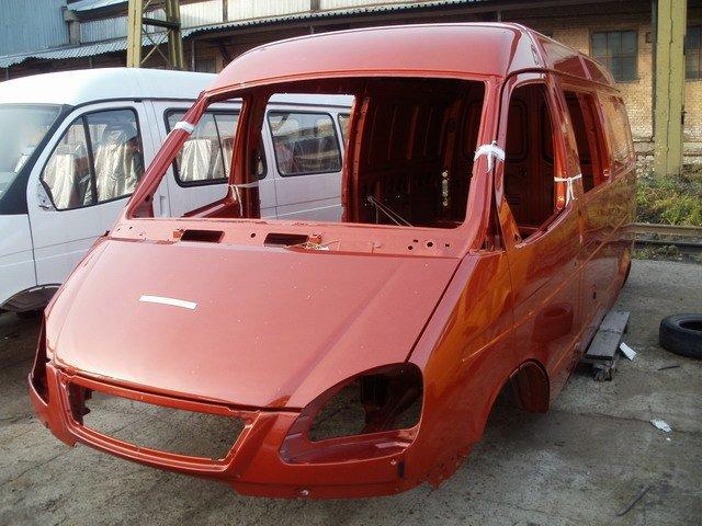 Кузов ГАЗ-2705
