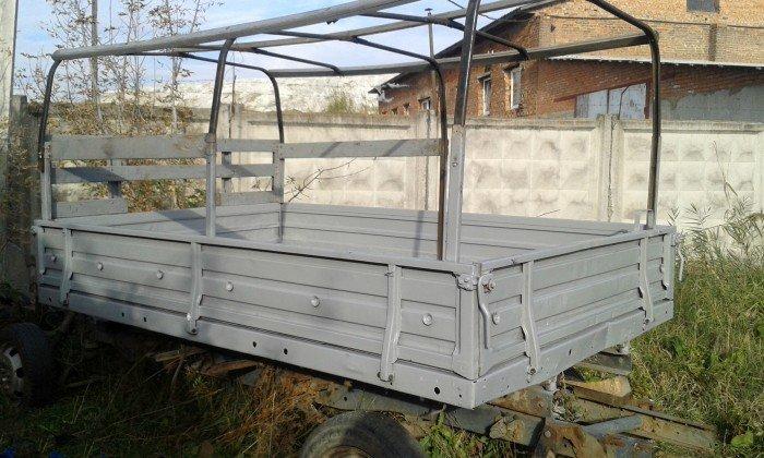 Кузов ГАЗ-3302