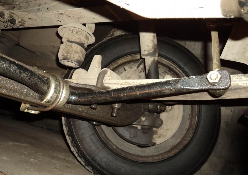 Подвеска ГАЗ-3302