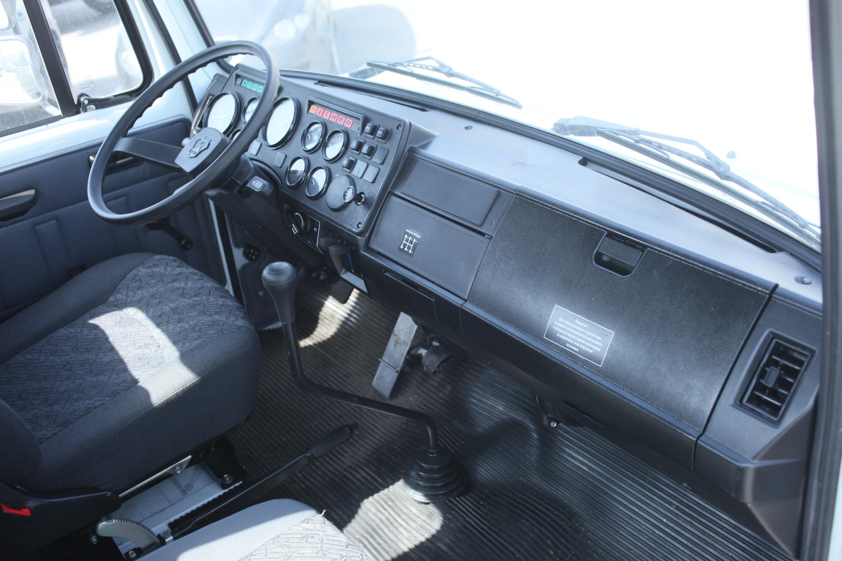 Салон ГАЗ-3309
