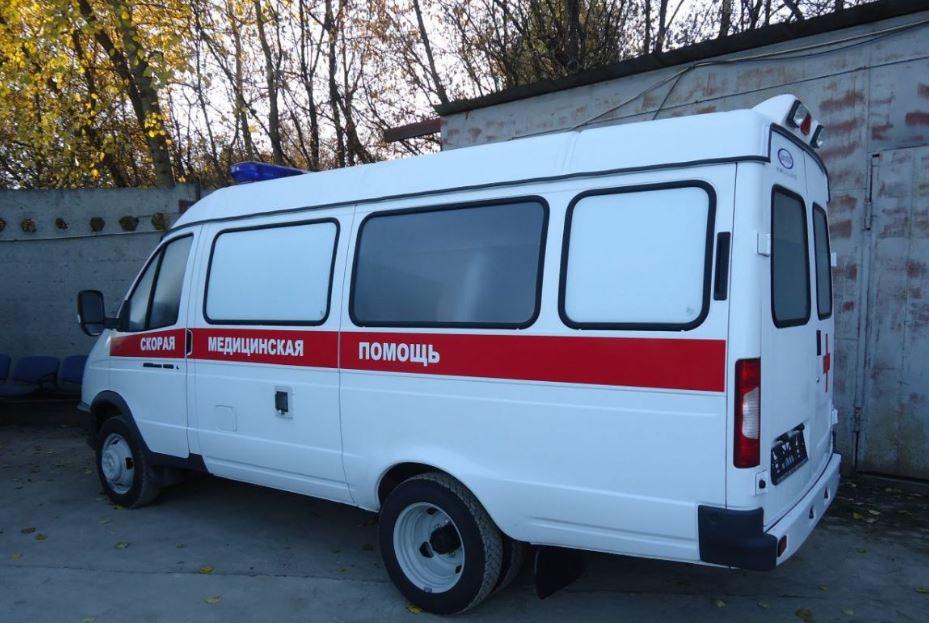 Скорая помощь ГАЗ-3302
