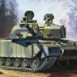 Танк Челленджер-2
