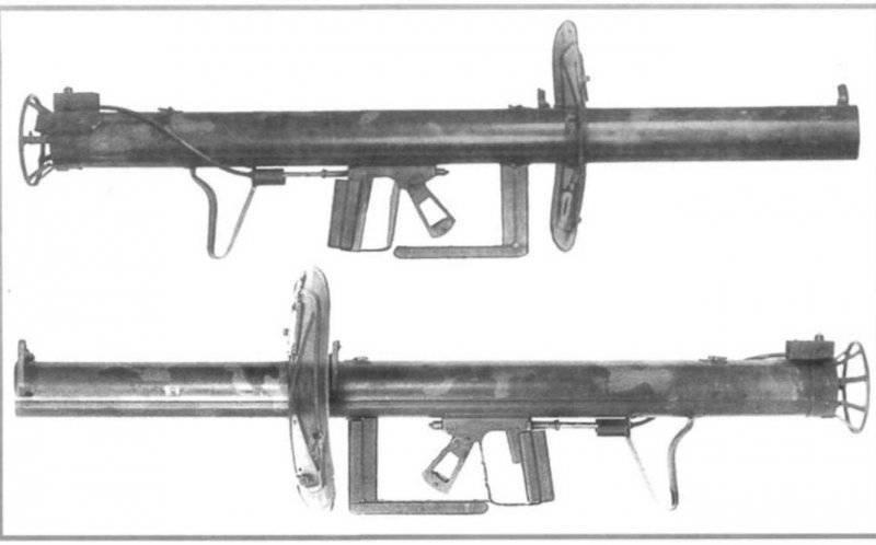Гранатомет «Офенрор»