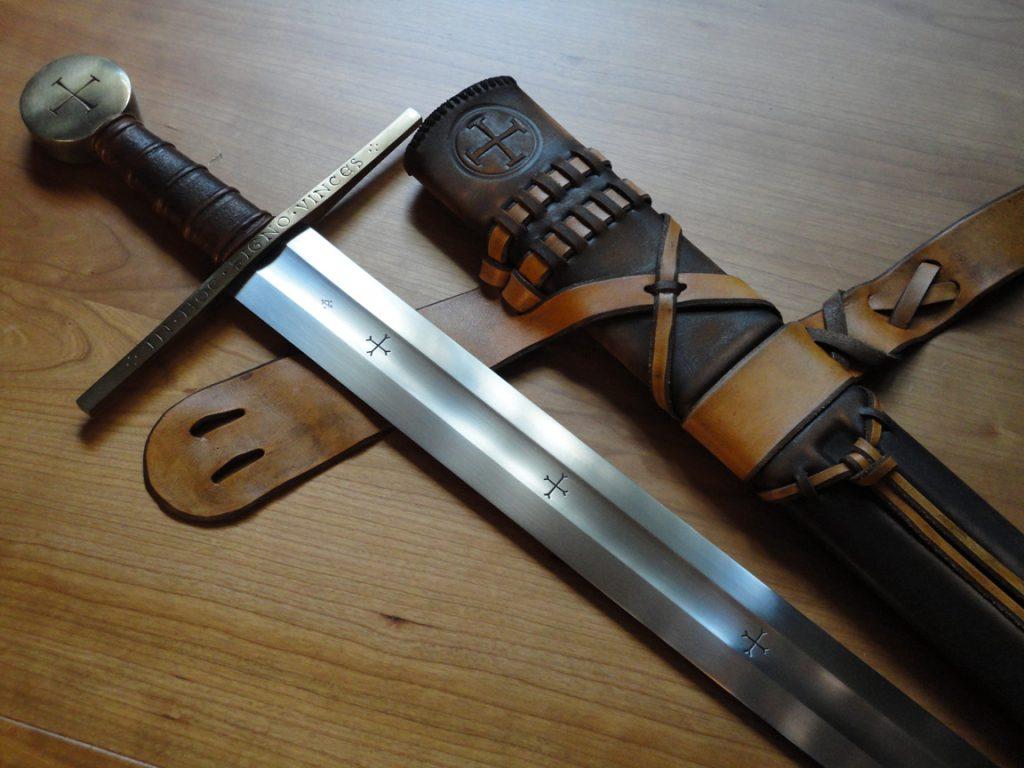 Клинок и ножны