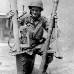Немецкие гранатометы «Панцершрек» и «Офенрор»