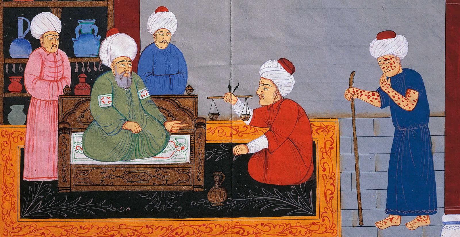 Арабские ученые