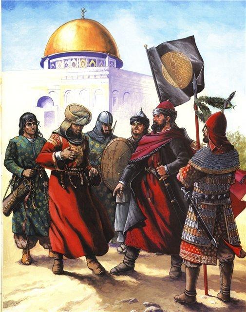 Арабы Аббасидского халифата