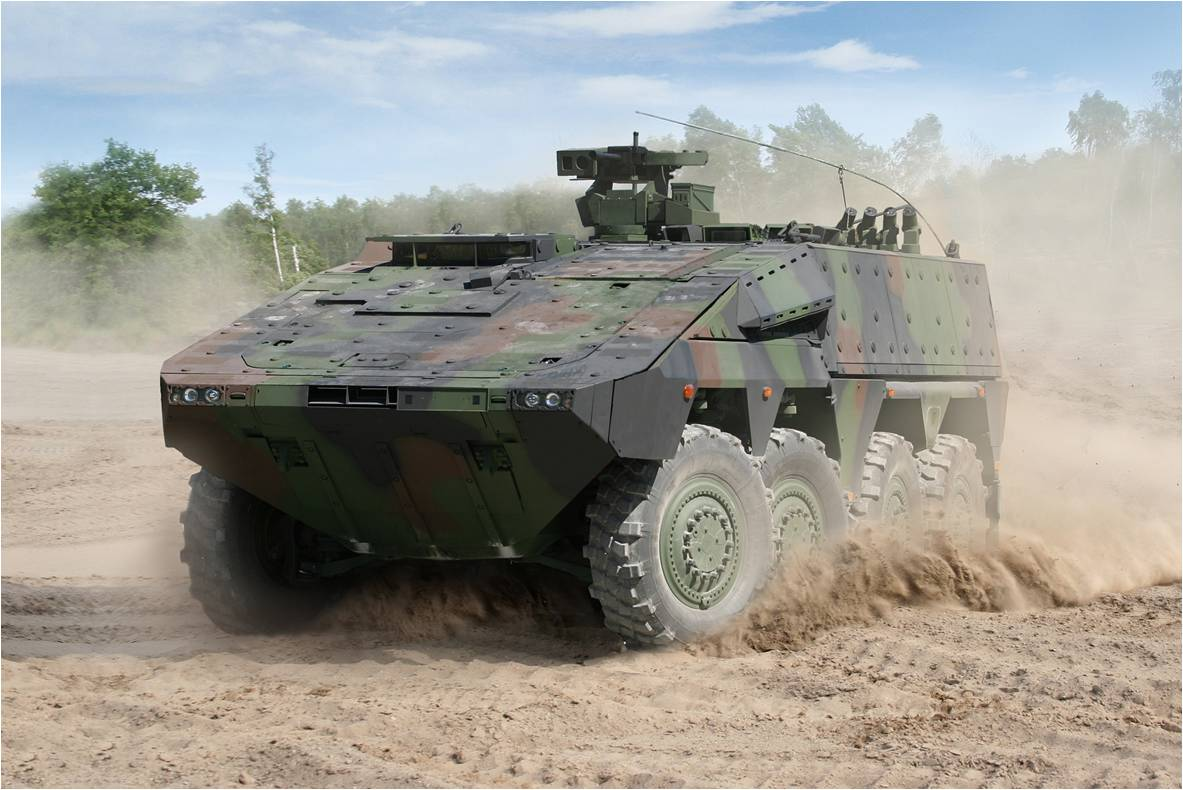 Боевая машина пехоты Мардер