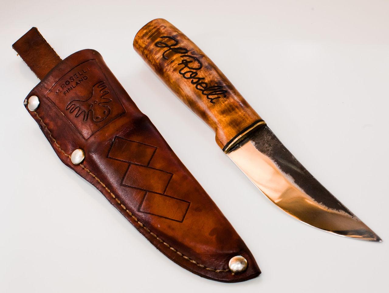 Финский охотничий нож Розелли Хантинг