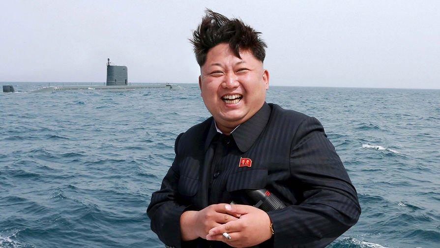 Ким Чен Ын - Верховный Главнокомандующий КНДР