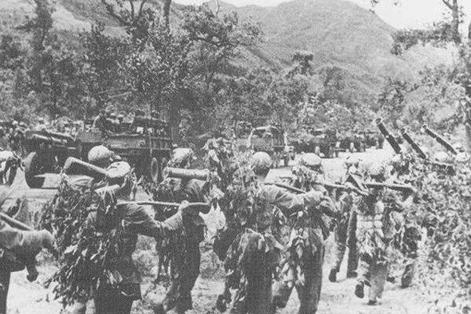Китайцы в Корейской войне