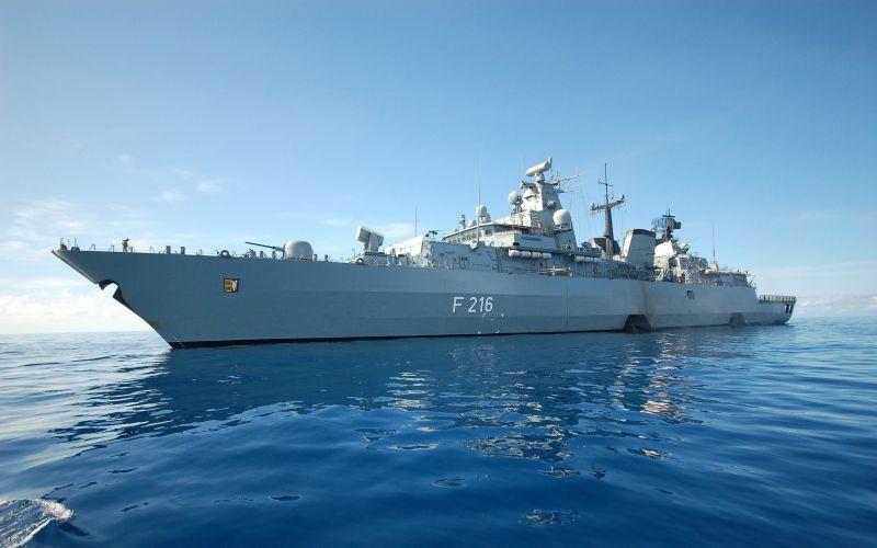 Корабль ВМФ Германии