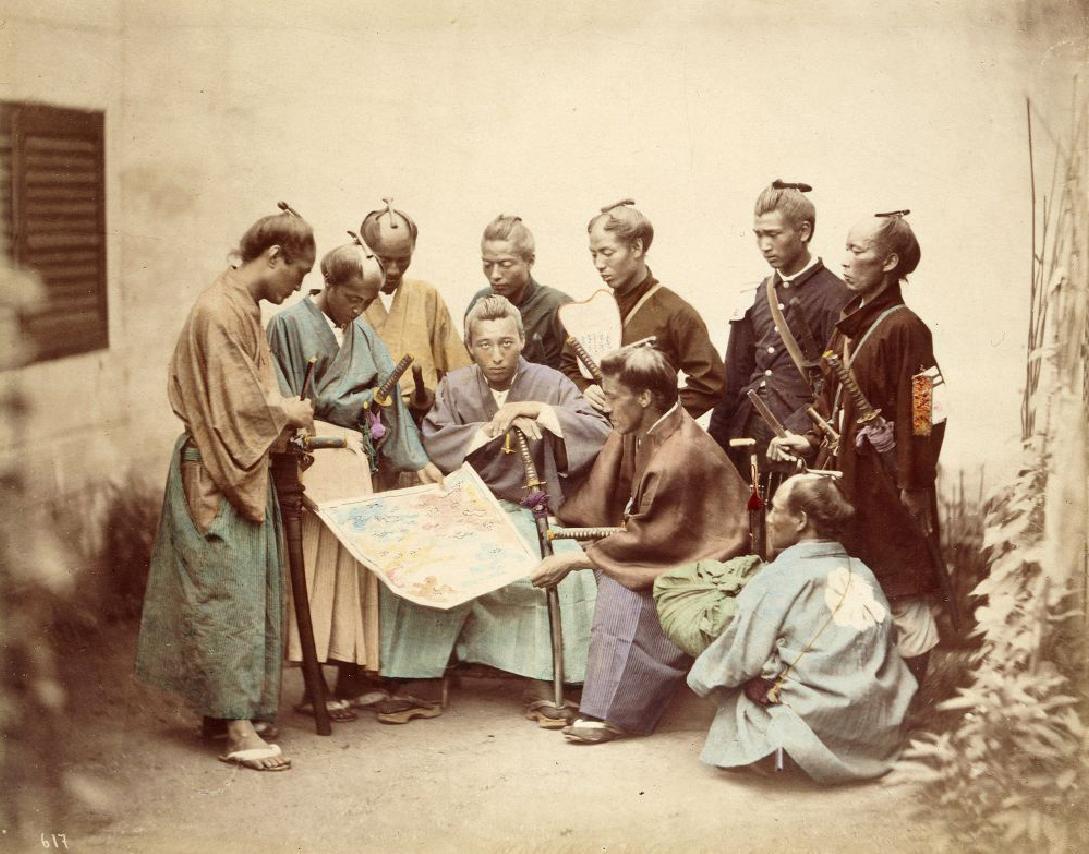 Меч - часть японской культуры