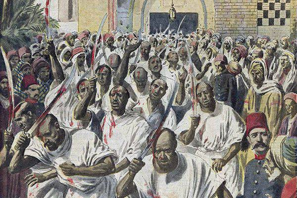 Мусульманские фанатики