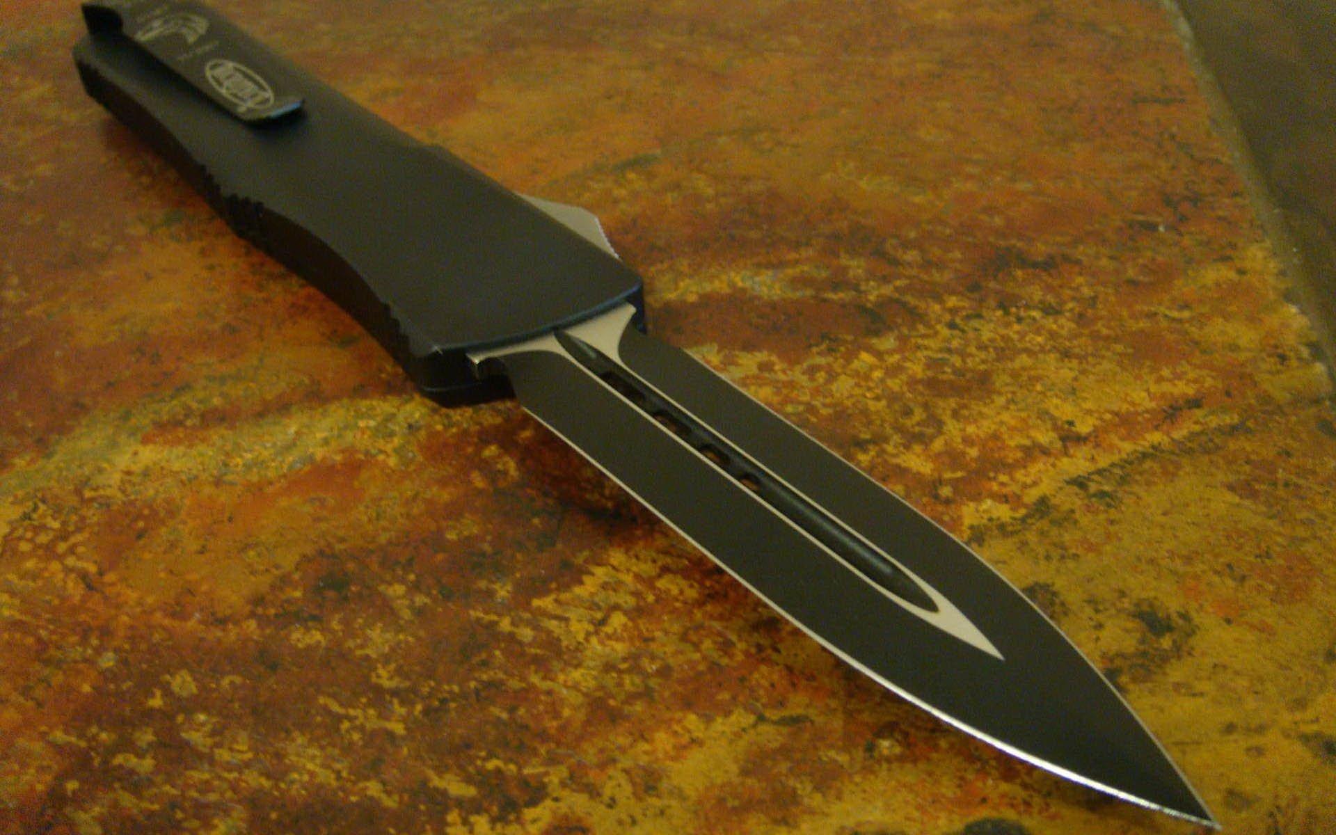 Небольшой удобный складной нож
