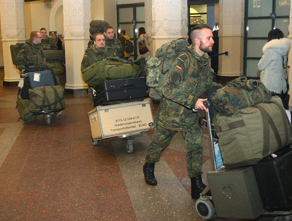 Немецкий миротворческий корпус