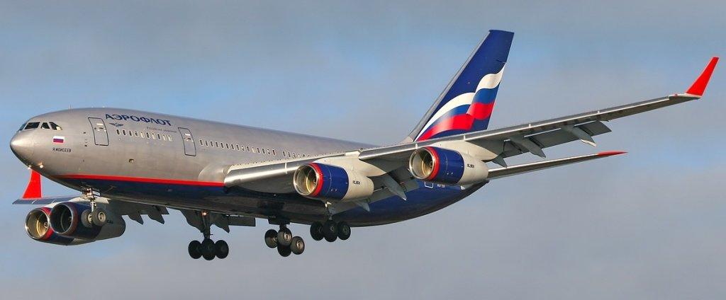Пассажирский ИЛ-96