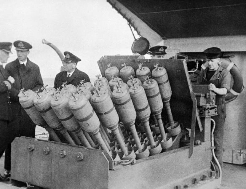Перевозка бомб