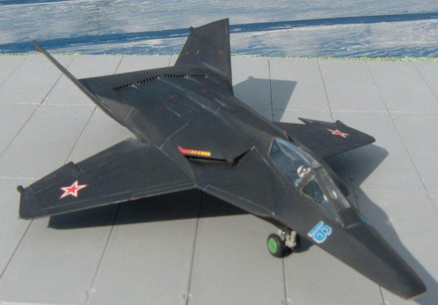 Прототип МИГ-41