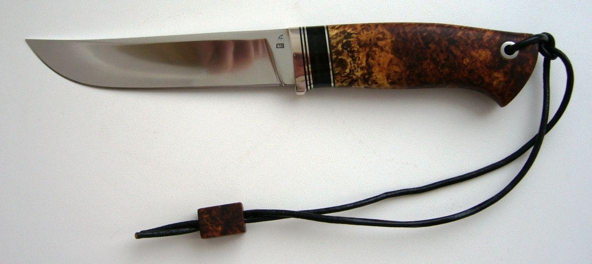 Самодельный нож для охоты
