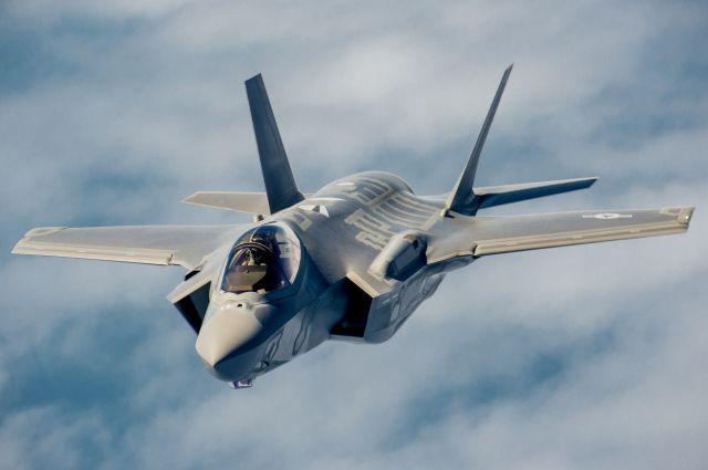 Самолет на вооружении ВВС США