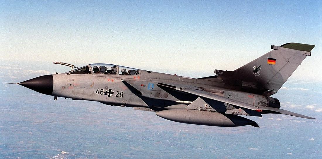 Самолет немецкой армии