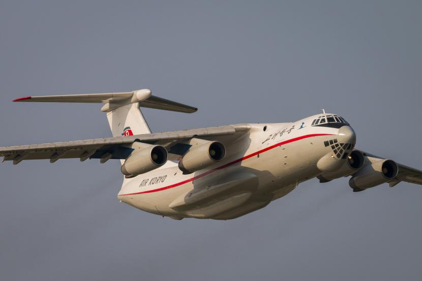 Самолет ВВС КНДР