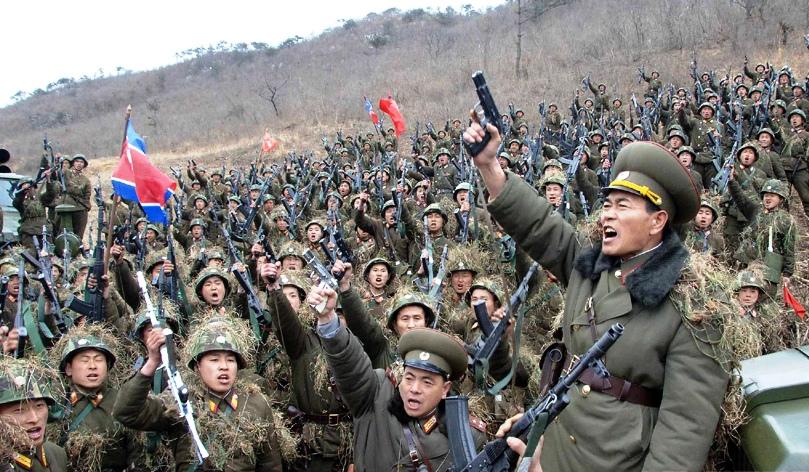 Северокорейская армия